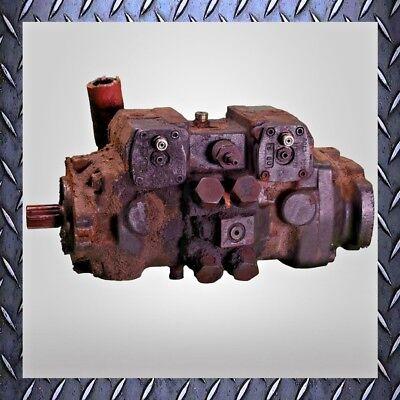 Used Asv Rc100 Tandem Pump 2045-198