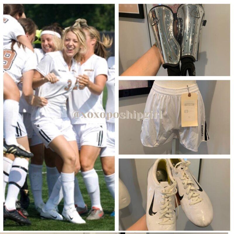 SCREEN WORN Blake Lively Sisterhood Of The Traveling Pants 2 Soccer Uniform Set