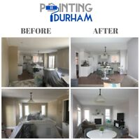 Residential Interior/Exterior Painting Service