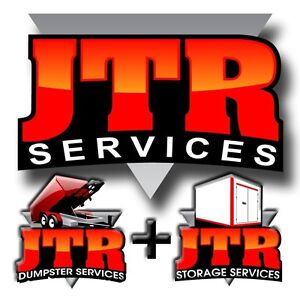 JTR SERVICES.  PORTABLE STORAGE AND DUMPSTER SERVICES