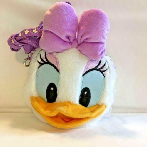 Tokyo Disney Daisy Duck Pass Case ID Holder Coin Case Disneyland Japan Limited