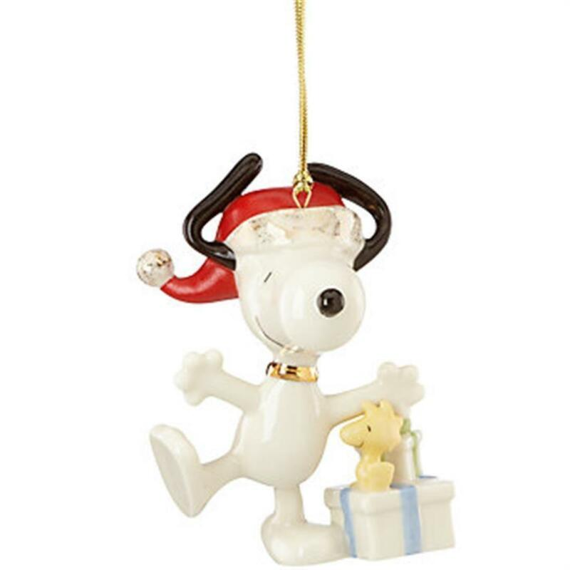 snoopy ornament lot