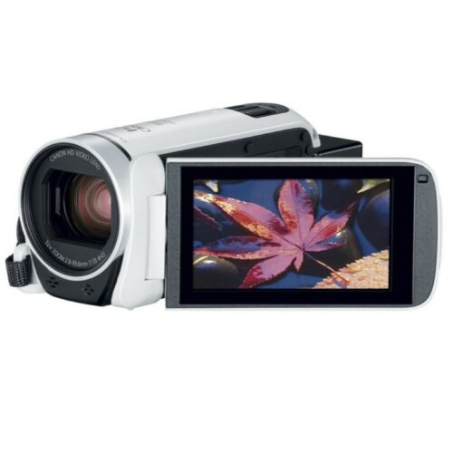 Canon VIXIA HF R800 HD Flash Memory Camcorder  - Retail $249