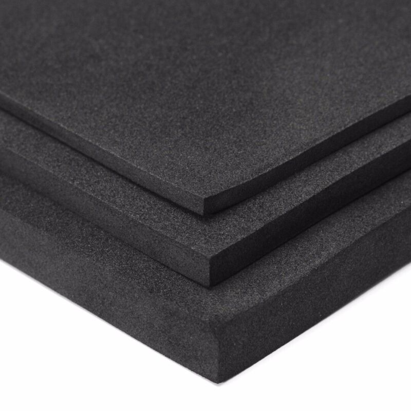 Black 3/5/10mm ESD Anti Static High Density Foam Antistatic