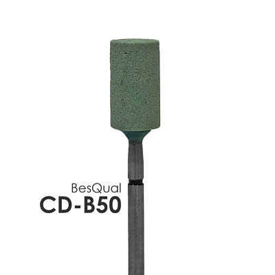 Diamond Green Stone Besqual Cd-b50 Cylinder 5-piece For Zirconia And Porcelain