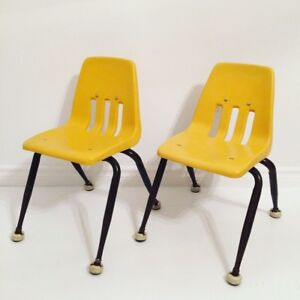 Kids chairs retro fabulous