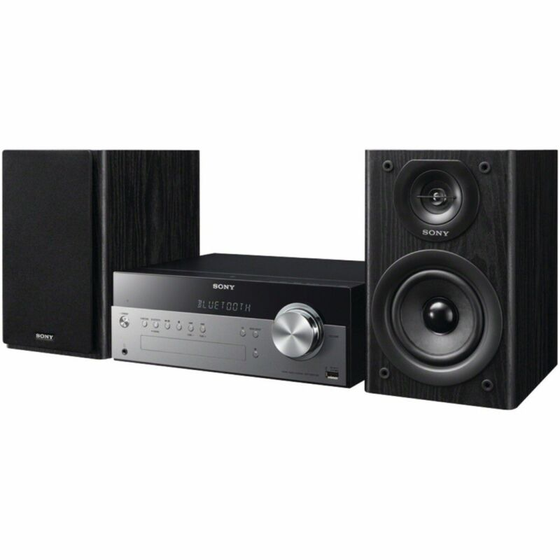 Sony Micro Music System with Bluetooth and NFC