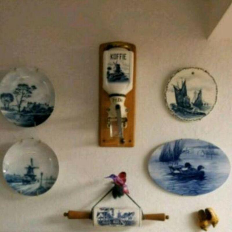 Vintage Delftware Plus Miscellaneous Items