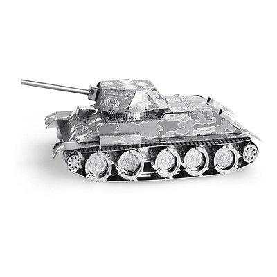 Metal Earth: T-34 Tank MMS201