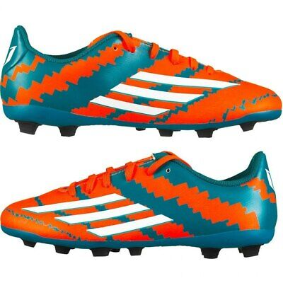 Adidas Messi 10.4 FxG FG Kids/Childrens Moulded Football Boots NEW IN BOX!