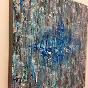 Original one of a kind abstract painting