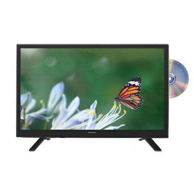 Polaroid P24RD0039E 24 Inch HD Ready LED TV DVD Combi Freeview HD USB Record