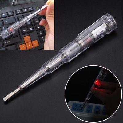 250v Induced Electric Tester Pen Screwdriver Probe Light Voltage Tester Detector
