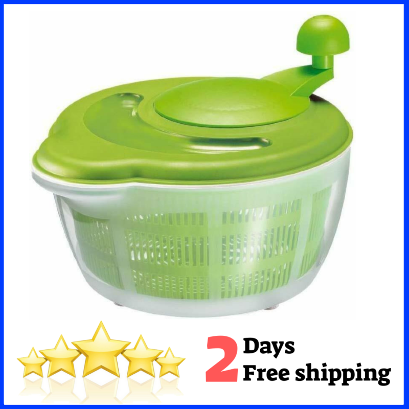 Westmark German Vegetable and Salad Spinner Pouring Spout ki