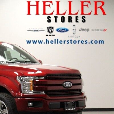 2018 FORD F-150 Ruby Red Metallic OEM Genuine Ford Grille