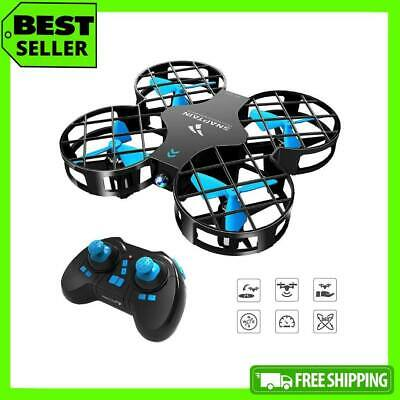 Mini Drone for Kids RC Nano Quadcopter Altitude Cling Headless Mode 3D Flips Toys