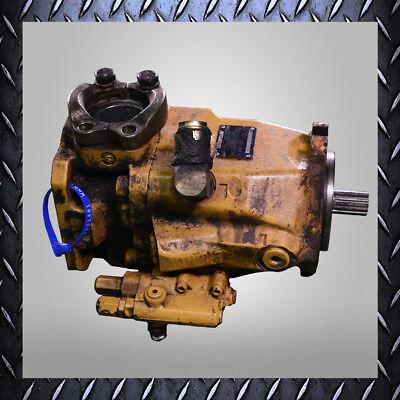 Used Asv Rc100 Auxiliary Pump 0201-254