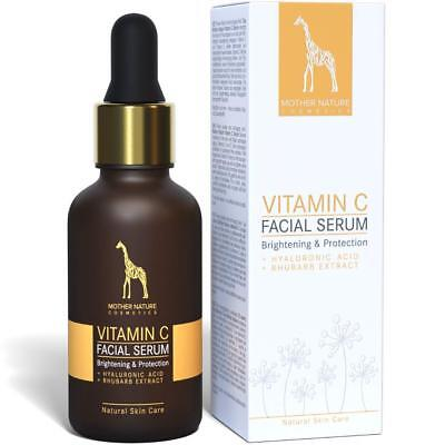 Vitamin C Serum 20% gegen Akne fettige trockene Haut-Pflege Anti-Aging 30ml