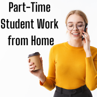 Student Work Available : Interview, Train & Work from Home