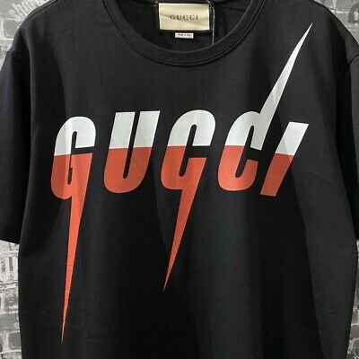 Gucci Blade T-shirt Black