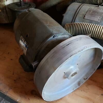 Brook Ac Induction Motor 10hp Woodworking Machinery