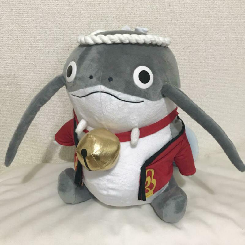 Final Fantasy FF XIV Namazu Festival Plush Doll Stuffed Toy UnusedTaito Prize JP