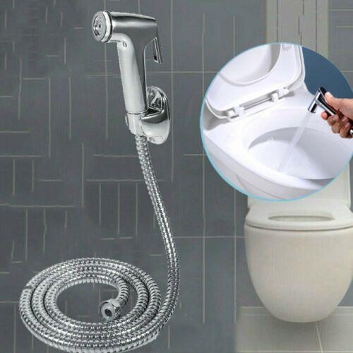 Bidet Brause Set Hand WC Duschkopf Intim Hygiene Po Dusche Wasserhahn Bad Set GP