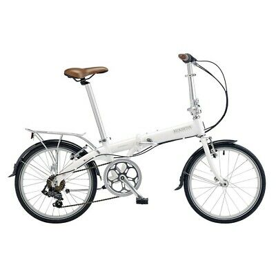 Bickerton Junction 1607 Country Pearl White - FOLD BIKE RRP £550