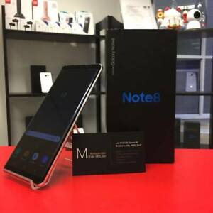 Samsung Galaxy Note 8 Gold 64GB Perfect Condition with warranty