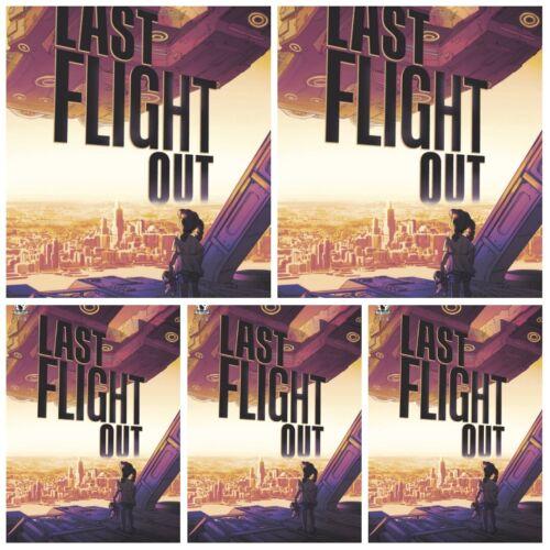 LAST FLIGHT OUT #1 (OF 6) ~ 5 COPIES ~ DIAMOND ~ PRESALE 9/1