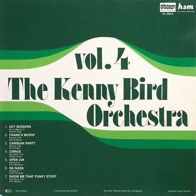 The Kenny Bird Orchestra Lado's Latin Combination DA NADA Brazil Bossa Library!