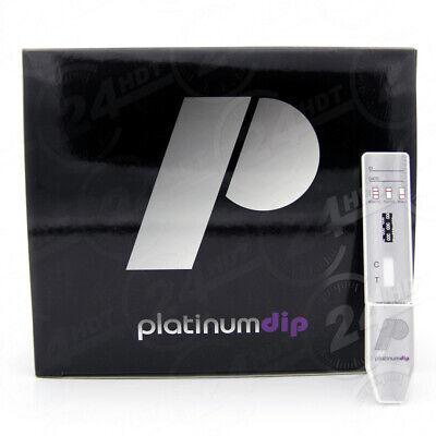 (5pk) Single Home Urine Drug Test for Cocaine - dip card for COC coke crack etc