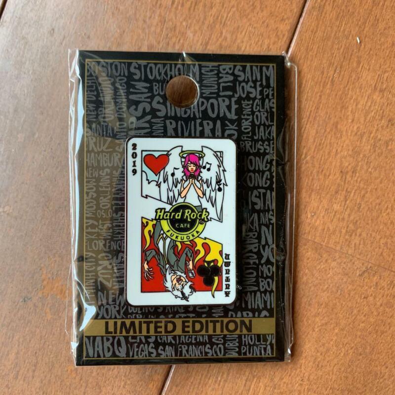 Hard Rock Cafe  Pin #276 HRC