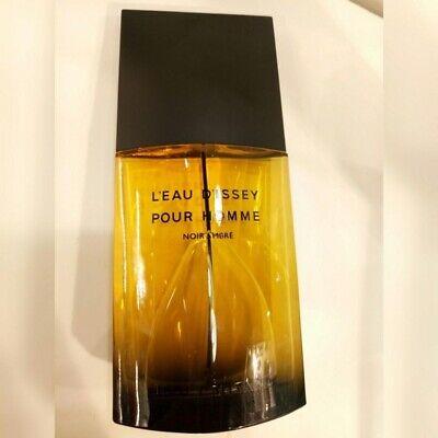 L'Eau D'Issey Pour Homme Noir Ambre ISSEY MIYAKE Eau de Parfum 100ml 3.3 Fl Oz