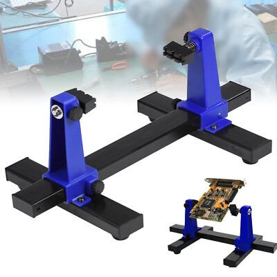 Adjustable Pcb Printed Rotational Circuit Board Clamp Soldering Assembly Holder