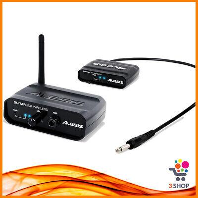 Ricevitore trasmettitore audio wireless per chitarra elettrica basso senza fili