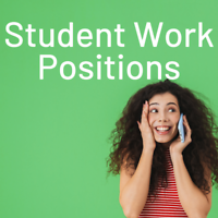 Part-Time Student Work Opportunities