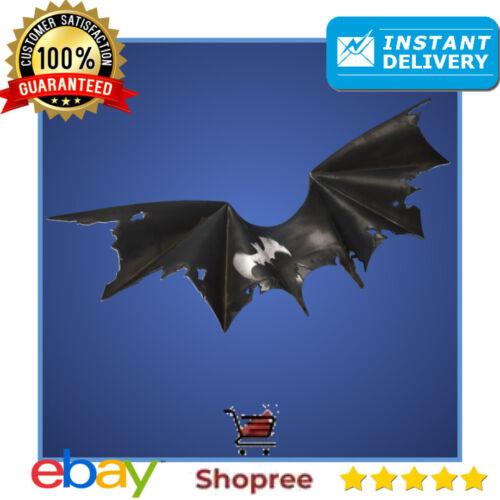 Fortnite Batman Zero Wing Glider CODE Region Free Instant Delivery