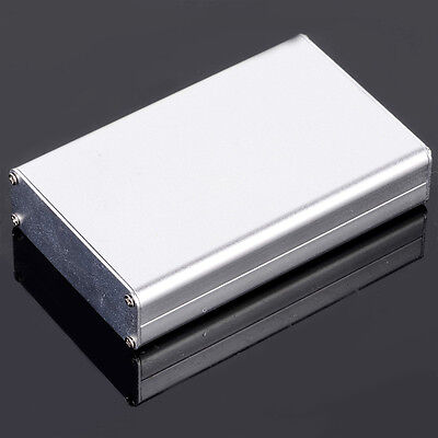 2470110mm Aluminum Instrument Box Enclosure Casescrew For Electronic Project