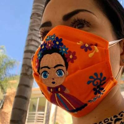 Baby Frida Mask