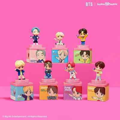 BTS Baskin Official Limited Figure Set WITH Tracking Number(BRAND NEW)