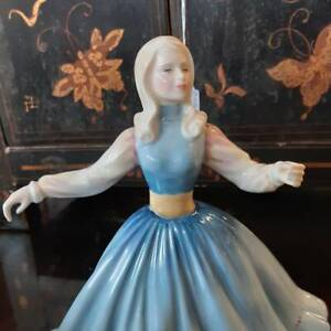 1980s Royal Doulton Ceramic Figurines, Jennifer and Sophistication Newcastle Newcastle Area Preview