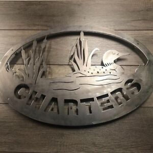 CNC Plasma Cutting, Steel Signs, Fire Pits and Parts