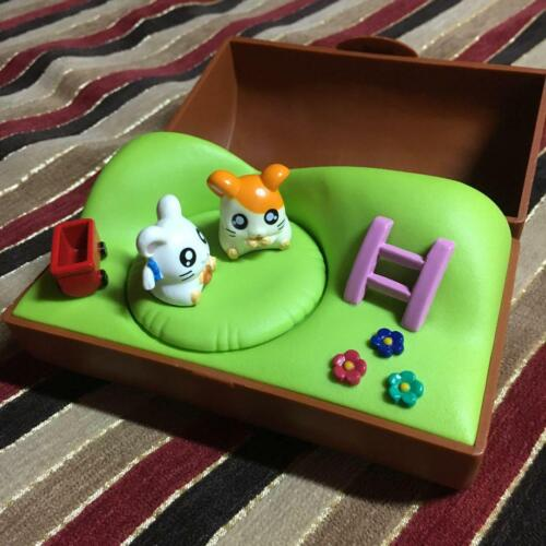 Super Rare Tottoko Hamtaro Hamutaro Music box not for sale Hamtaro