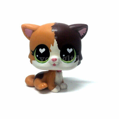 Cute Littlest Pet Shop Felina Meow #339 LPS CAT kids action Figure Toy Doll Gift