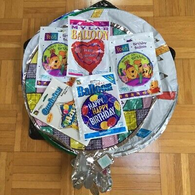 Balloons With Designs (Mylar Balloon Lot - Perfect for party planning with 30 great)
