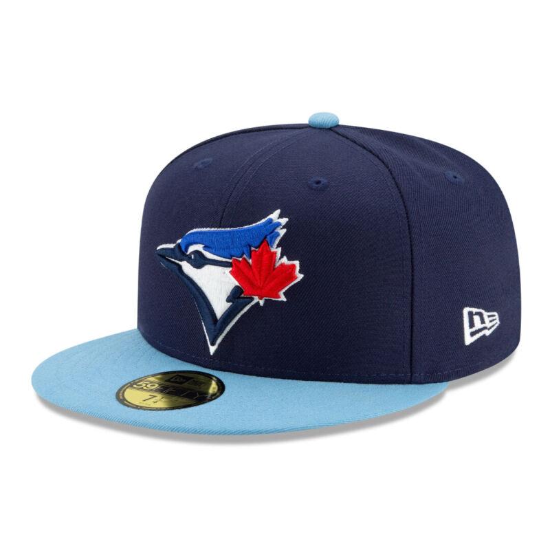 New Era Toronto Blue Jays ALT 4 59Fifty Fitted Hat (Navy) MLB Cap