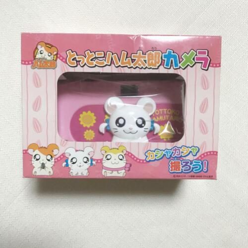 Super Rare Tottoko Hamtaro Ribbon Chan Film Camera Cute figure are stuck