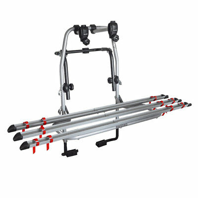 Portador En Maletero/Portón 3 Bicicletas En Plataforma - Menabo Steel Bike 3
