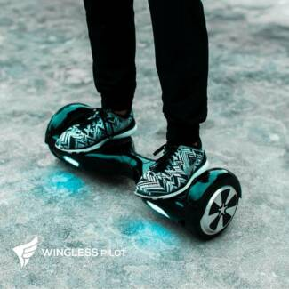 Latest Craze - New+ Electric Self Balancing Segway Hoverboard Sydney City Inner Sydney Preview